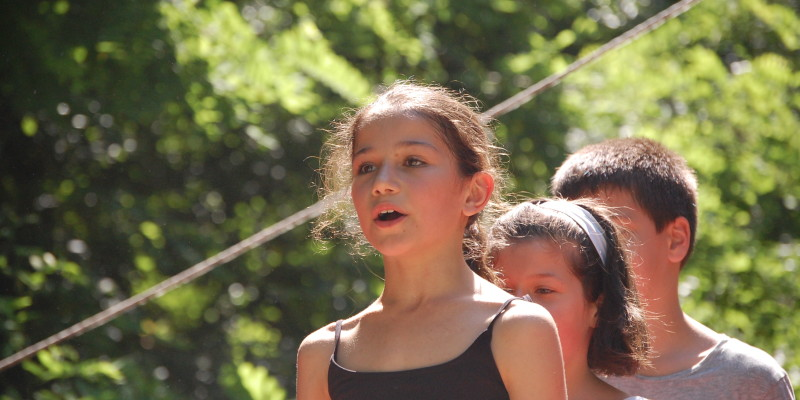 Farmaschool – Performance La Tribù – 01 – Farmafestival 2015